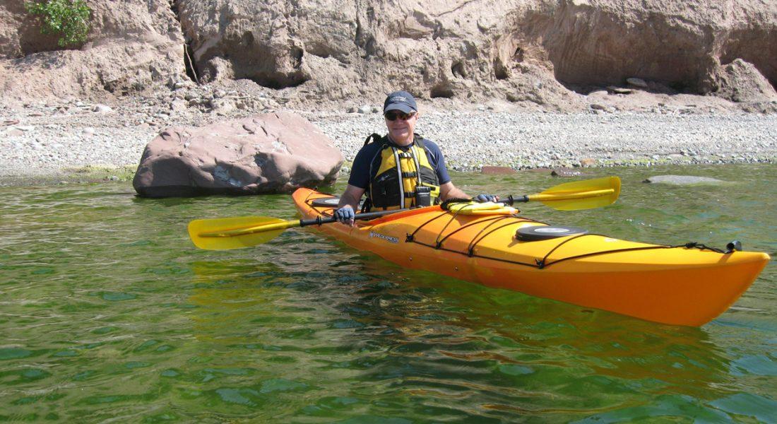 Kayak from Chimney Bluffs State Park to Sodus Bay on Lake Ontario